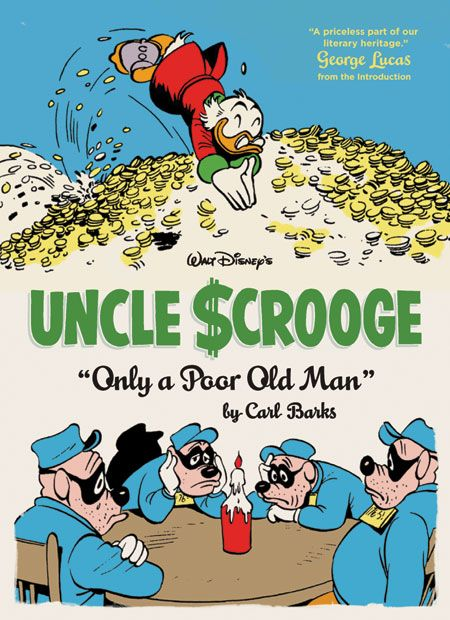 Uncle Scrooge: Only A Poor Man