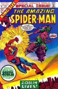 amazing spiderman annual 9