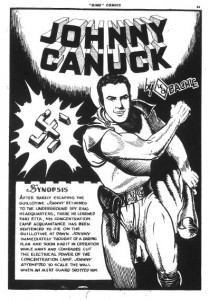 Johnny Canuck