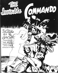 The Invisible Commando