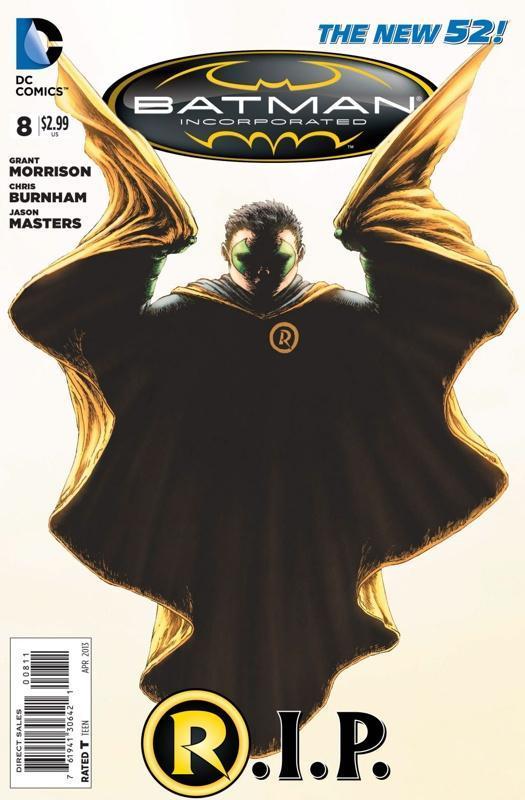 Batman Inc. 8