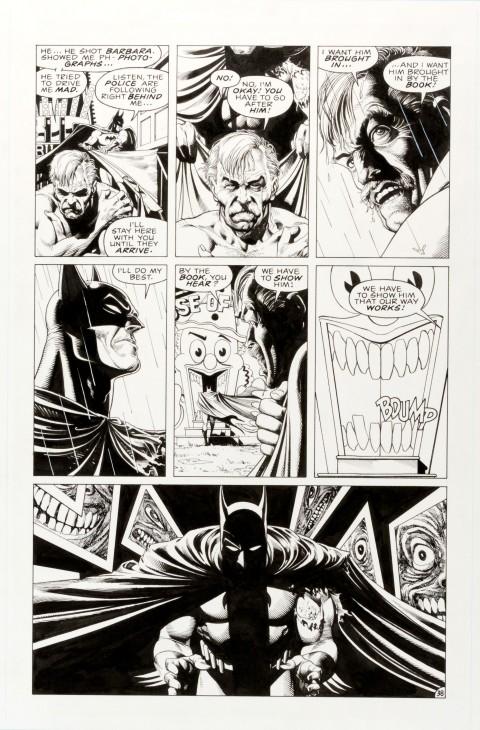 Batman The Killing Joke page 38 by Brian Bolland