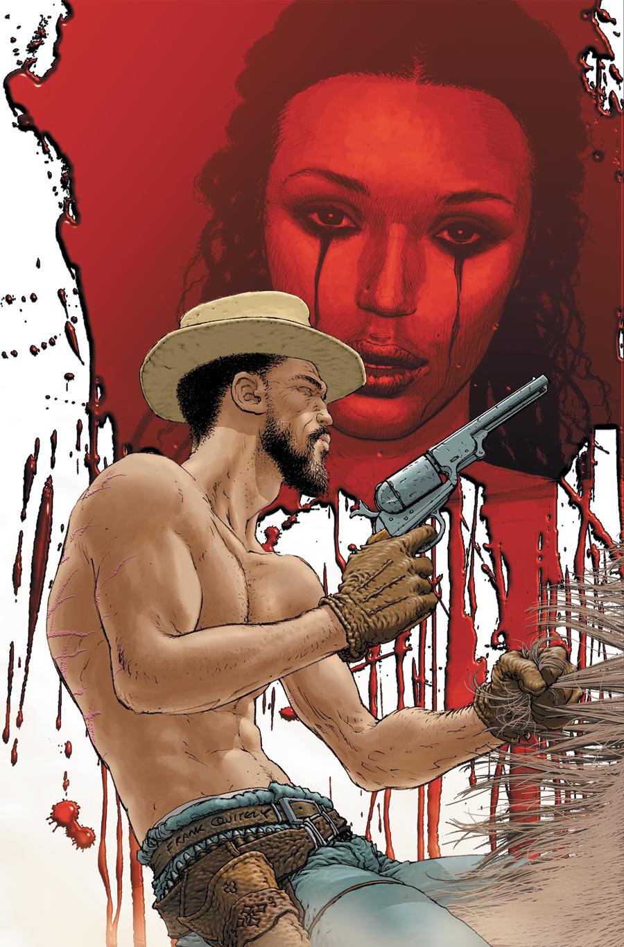 Django Unchained Comics Writer Revealed