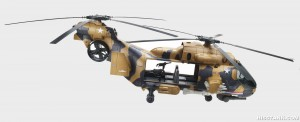 G.I. Joe Eaglehawk (formerly known as Tomahawk) Helicopter