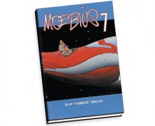 Moebius 80s English Volumes Still Only Cover Price