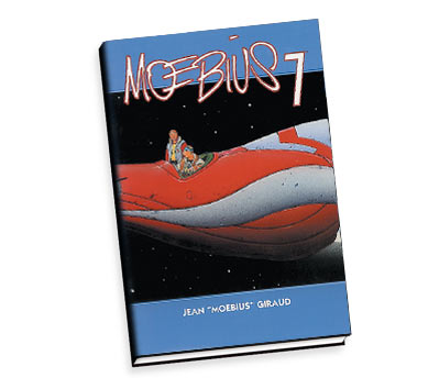 Graphitti Designs Moebius 7 cover