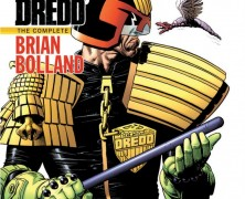 Review | Judge Dredd: The Complete Brian Bolland