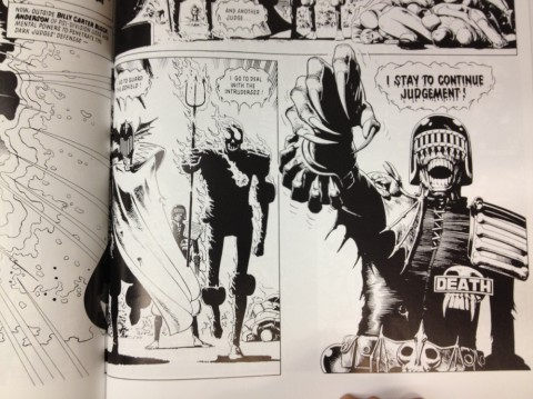 Judge Dredd The Complete Brian Bolland interior 2