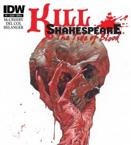 Kill Shakespeare Tide of Blood
