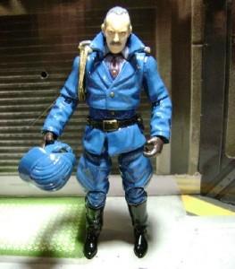 Miles Mayhem custom figure - by Ed Campbell