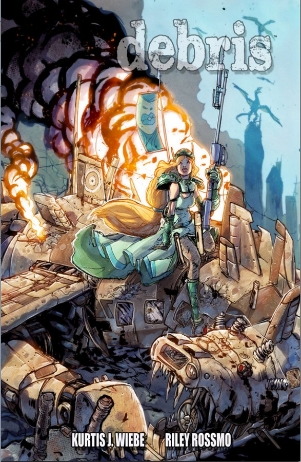 By Kurtis J. Weibe; Art by Riley Rossmo & Owen Gieni 128 pages, full color Image Comics