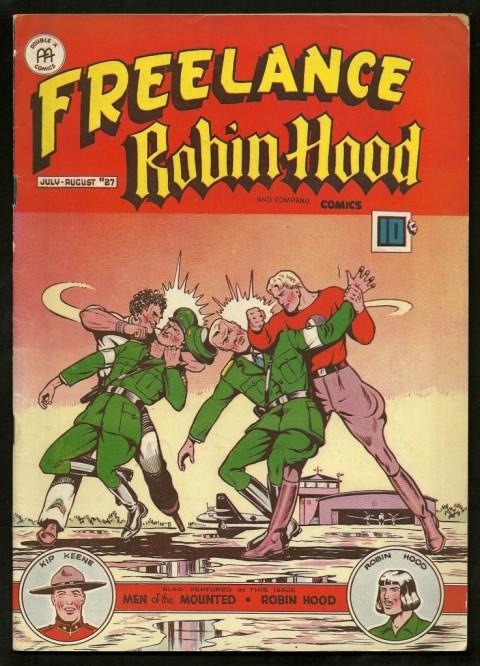 Cover for Freelance-Robin Hood 27