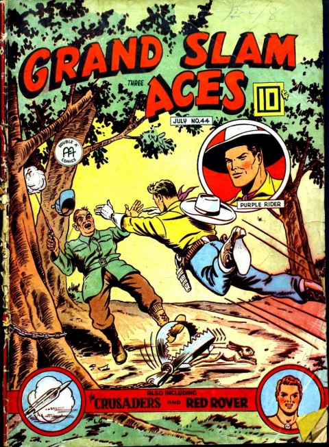 Cover for Grand Slam - Three Aces 44