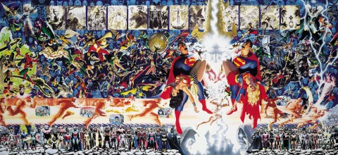 Absolute Crisis On Infinite Earths cover