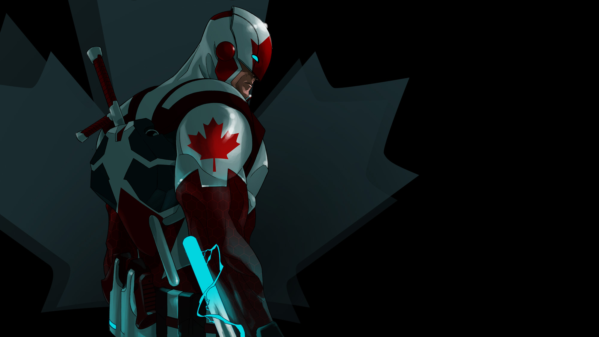 Captain Canuck Web Series Launch Party