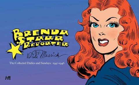 Brenda Starr, Reporter Vol 1 cover