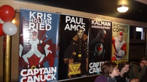 Captain Canuck Web Series