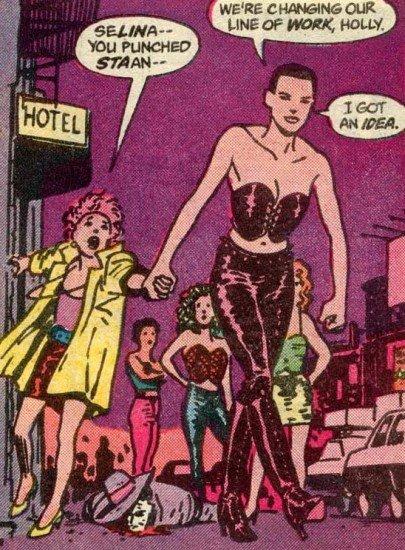 Catwoman Miller