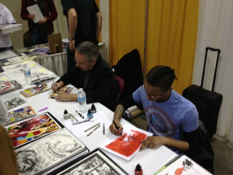 Mike Zeck and Marco Rudy