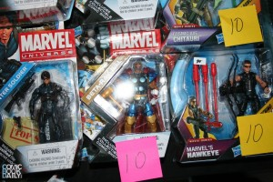 Marvel Universe Figures (ToyCon)