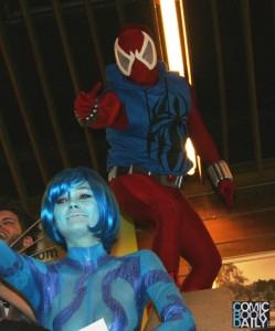 Scarlett Spider ToyCon Costume Contest