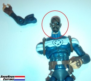 SnowHawk Custom - Nick Fury Jr. (3)