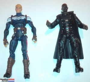 SnowHawk Custom - Nick Fury Jr.