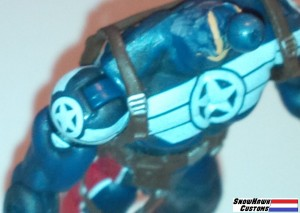 SnowHawk Custom - Nick Fury Jr. (6)