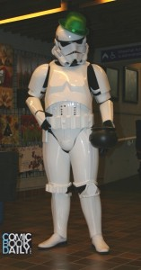 Storm Trooper Leprecaun