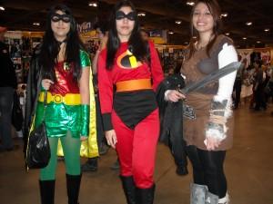 Robin, Violet Parr, Elf