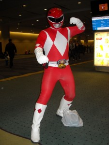 Red Power Ranger