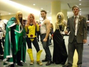Mutants and Two-Face