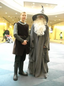 LOTR cosplay