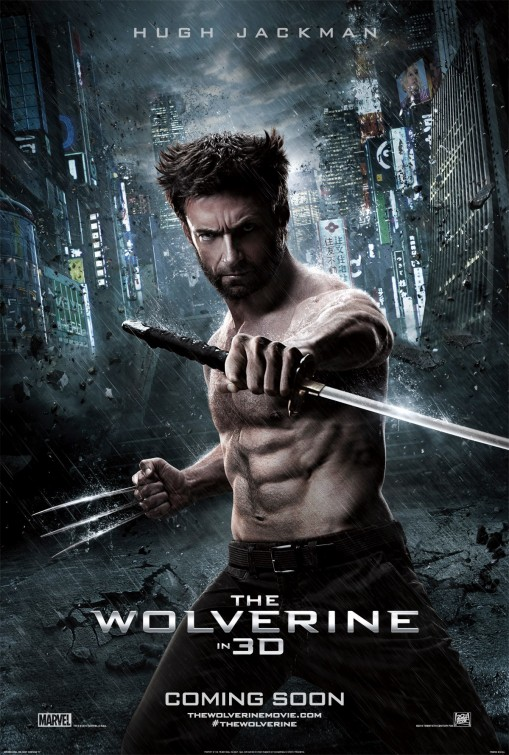 First Full The Wolverine Trailer