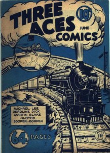 Three Aces Comics No. 5