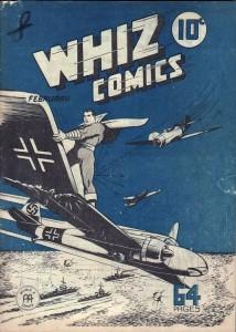 Whiz Comics No. 16