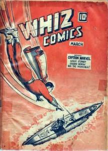 Whiz Comics No. 5