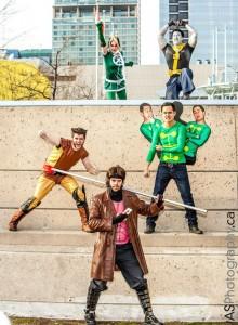 X-Men of Toronto (photo courtesy X-Men of Toronto Facebook page)