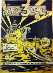 Aces 3 No. 4