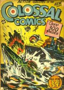 Colossal Comics nn