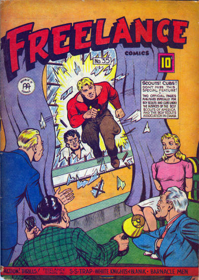 Freelance Comics No. 35
