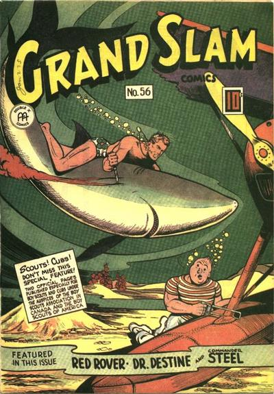 Grand Slam Comics No. 56