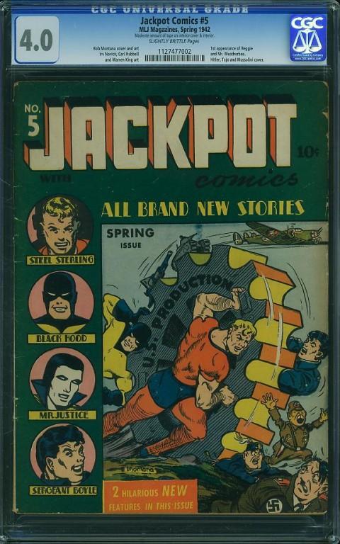 jackpot 5