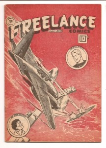 Freelance Comics Vol 3 No. 2