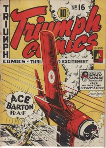 Triumph Comics No. 16