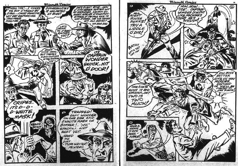 Triumph Comics 18, p. 54-5