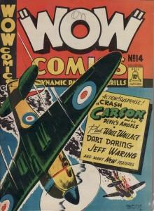 Wow Comics No. 14