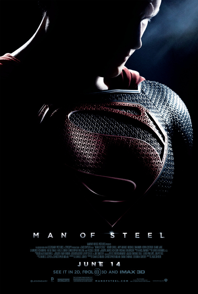 Superman Man Of Steel Trailer 3