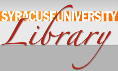 Syracuse University Library logo
