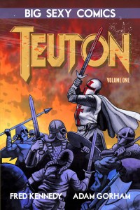 Teuton Vol 1 cover